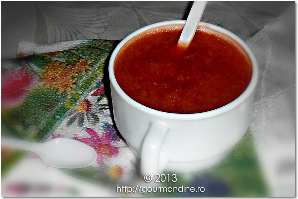 Suc de mere şi morcovi