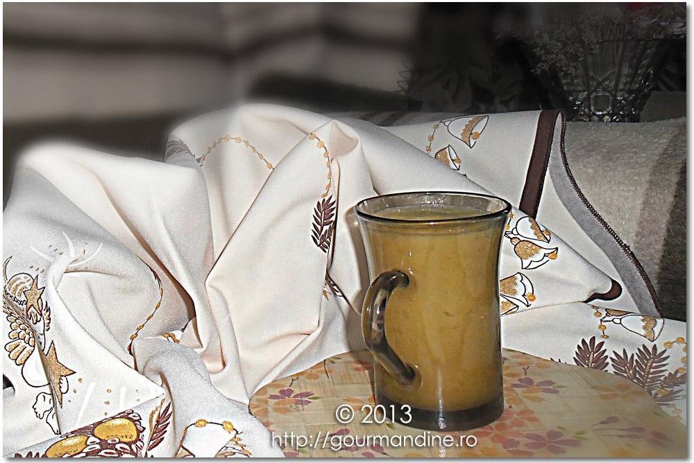 Suc de mango cu ananas