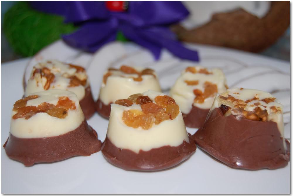 Ciocolata de casa si Gogosi aromate